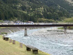 5月3日馬瀬川あまご釣り大会開催
