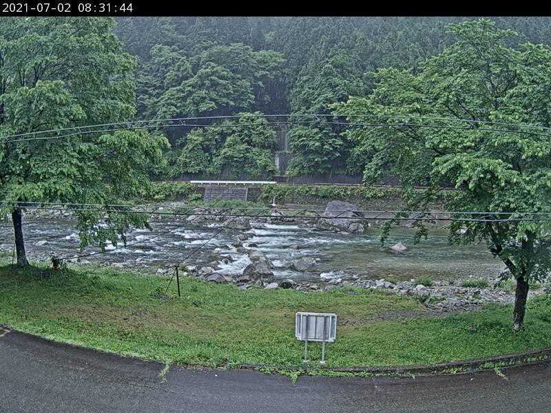 You are currently viewing 降雨により河川増水の見込み